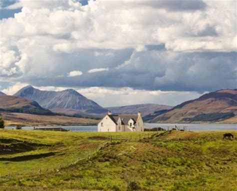 remote scottish cottages last minute cottages and self catering scotland late