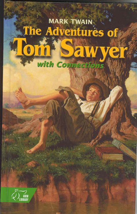is reading adventures of tom sawyer huckleberry