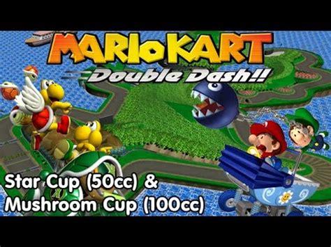 Cup Slime 50cc slim plays mario kart dash 50cc