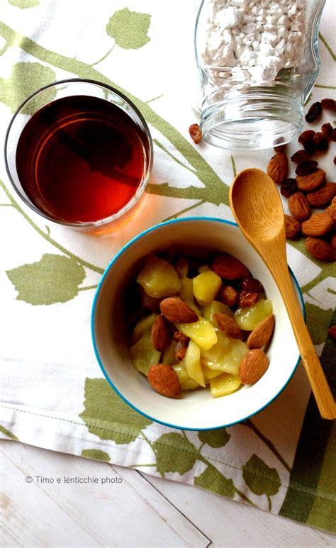 alimentazione macrobiotica ricette colazione macrobiotica frutta al kuzu ricetta della salute