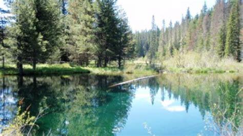 oregon  fishing event  mount hood pond