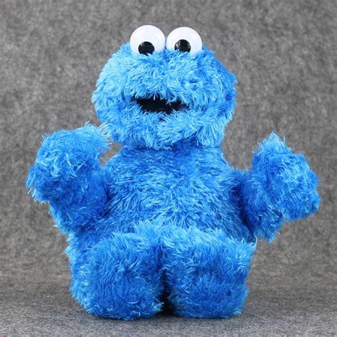 30cm sesame blue elmo plush toys soft stuffed doll boys and collection toys