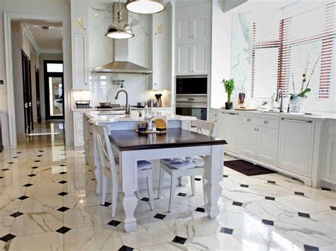 black and white tile kitchen floor the gold smith