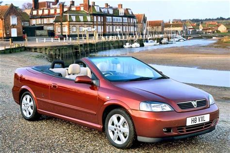 vauxhall convertible vauxhall astra convertible 2001 2006 used car review