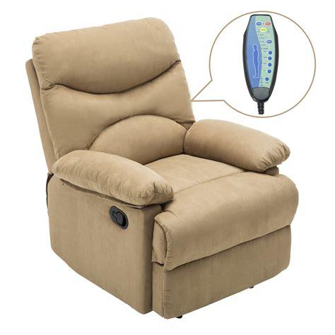 microfiber chair ergonomic recliner sofa chair microfiber lounge