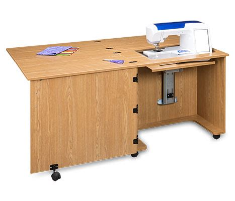 best sewing cabinets for quilters compact quilters sewing machine cabinet 810q sylvia