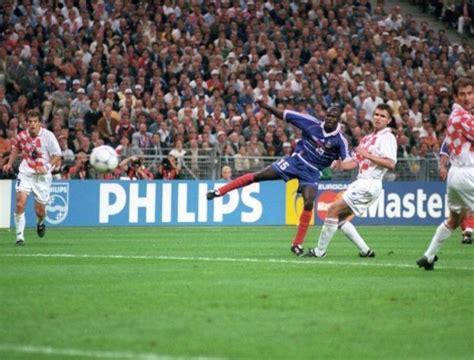 1998 1 2 finale coupe du monde 98 croatie