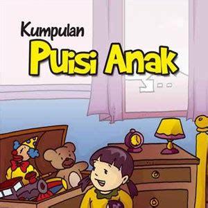 membuat puisi untuk anak sd belajar membuat puisi bahasa indonesia