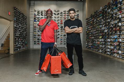 boat shoes lil yachty lil yachty sneaker shopping reebok collaboration