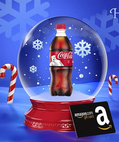 Instant Win Gift Cards - coca cola holiday instant win instantly win amazon gift