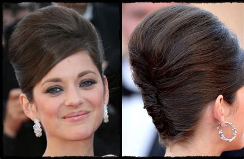 beehive hair styles for shoulder length hair hairstyle day top 9 cute easy updos for short hair