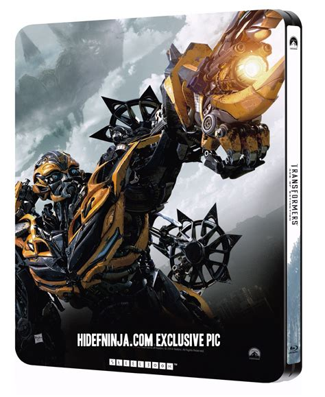 Transformers The Uk Exclusive Steelbook transformers age of extinction 3d only steelbook entertainment store exclusive uk