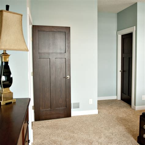 doors interior trustile doors with beige wall for