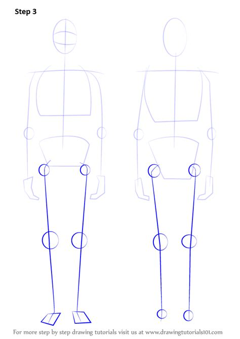 Learn How to Draw a Skeleton (Everyday Objects) Step by Step : Drawing Tutorials