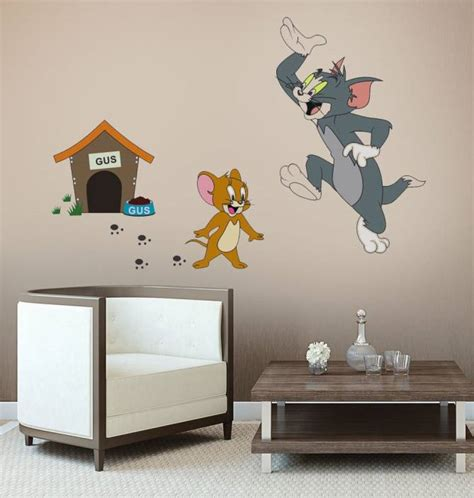 50 Beautiful Designs Of Wall Decals And Wall New Way Decals Wall Sticker Comics Wallpaper Price In