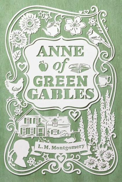 anne of green gables 0147514002 anne of green gables by lucy maud montgomery paperback barnes noble 174