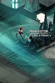 transistor fanfiction transistor