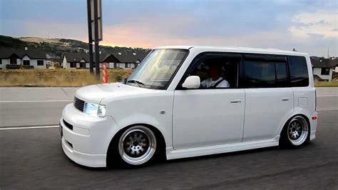 2006 Scion Xb With Custom Rims 7 Switches Aftermarket Blog