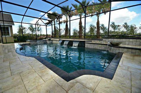 Backyard Builder New Web Presence Florida Pool Builder All Seasons Pools