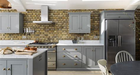 shaker kitchens by devol handmade painted kitchens