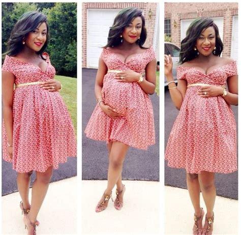 ankara style for pregnant women ankara maternity dresses archives lifestyle nigeria
