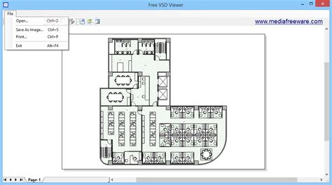 how to open visio files free vsd viewer 1 0 0 0
