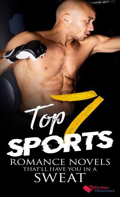 sports romance books thatll   working   sweat