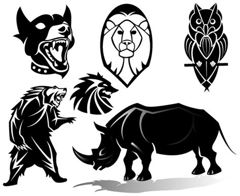 free vector clipart free animals vector clip images 123freevectors