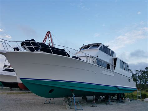 boat paint exterior viking 60 replacement windows and exterior paint