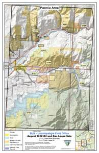 colorado blm defers gas leases in fork valley