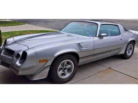 1981 chevrolet camaro ss z28 for sale classiccars