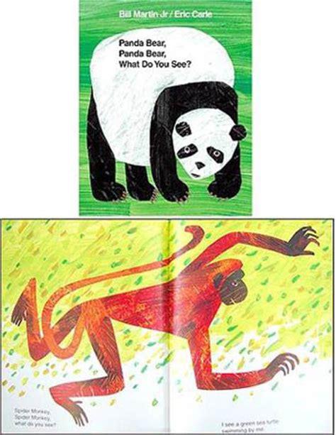 panda picture book panda panda what do you see books