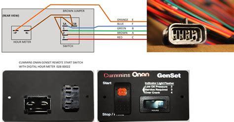 onan generator 4kyfa26100k wiring diagram circuit