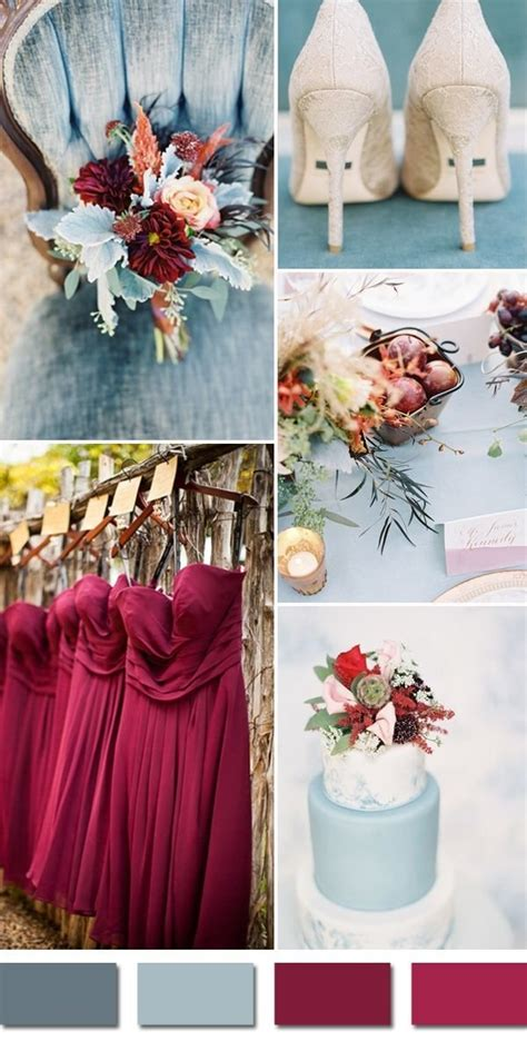 fall wedding colors 2015 fall wedding color trends 2015 2016 fashion trends 2016 2017