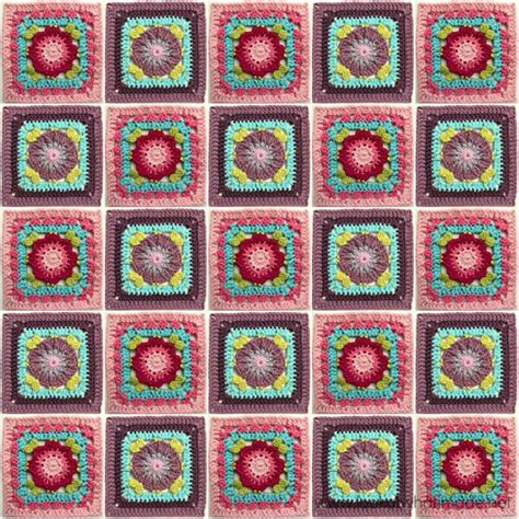 Square Flowy Motif 4 35 free crochet afghan square patterns