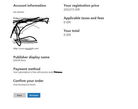 buat kartu kredit langsung jadi membuat akun windows store gratis adi rahman soft