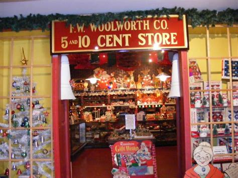 five and dime stores dime store
