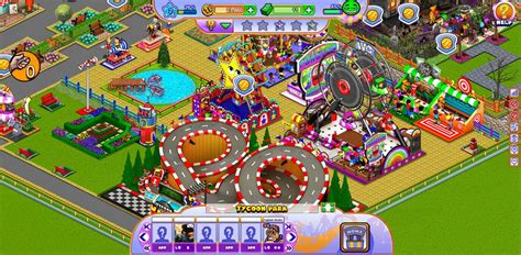 theme park tycoon tycoon park virtual worlds land