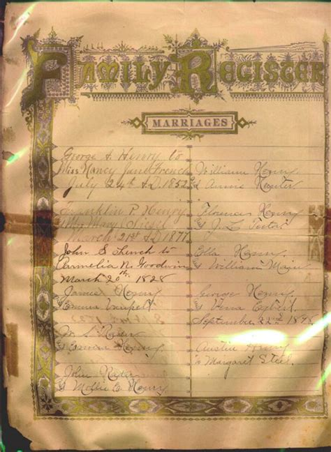 Marriage Records Il Pike County Il Usgenweb Archives