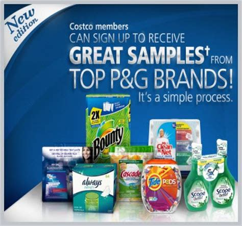 costco brand food procter gamble canadian freebies coupons deals bargains flyers contests canada