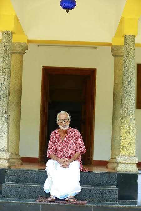 artist namboothiri biography living lines kerala s artist namboothiri at 91