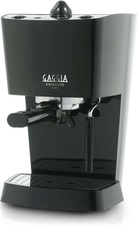 Coffee Maker Gaggia manual espresso machine ri8154 60 gaggia