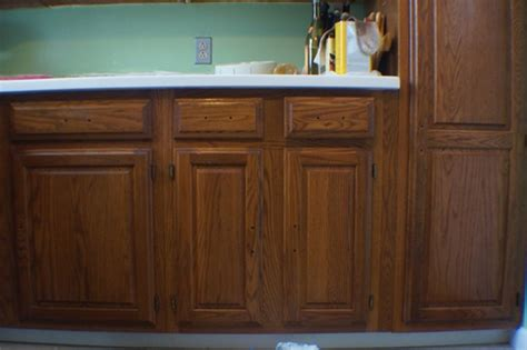 kitchen cabinets without hardware minute changes in the kitchen cape of dreams
