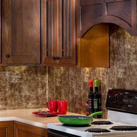 thermoplastic panels kitchen backsplash fasade 24 in x 18 in rib pvc decorative backsplash panel