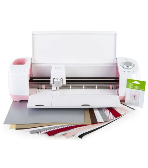 Cricut Explore One Cutting Machine cricut explore one bundle pink jo