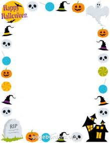 halloween border cliparts cliparts art inspiration