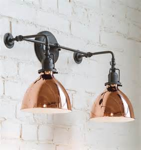 Industrial Bathroom Lighting Grandview Sconce Rejuvenation