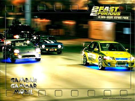 film balap mobil fast gambar mobil fast and furious 2 mobil balap pinterest