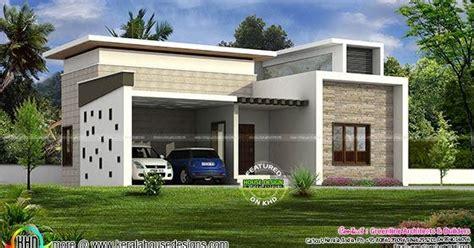 car porch modern design single floor home with 2 car porch kerala home design
