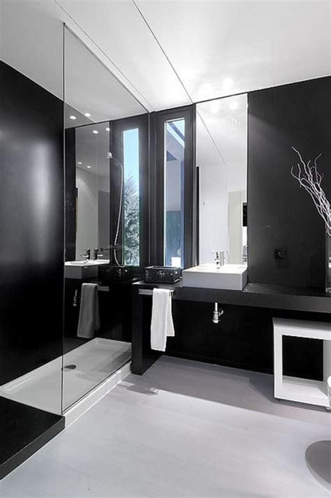 superbe salle de bain grise et noire 6 salle de bain - Salle De Bain Grise Et Noire